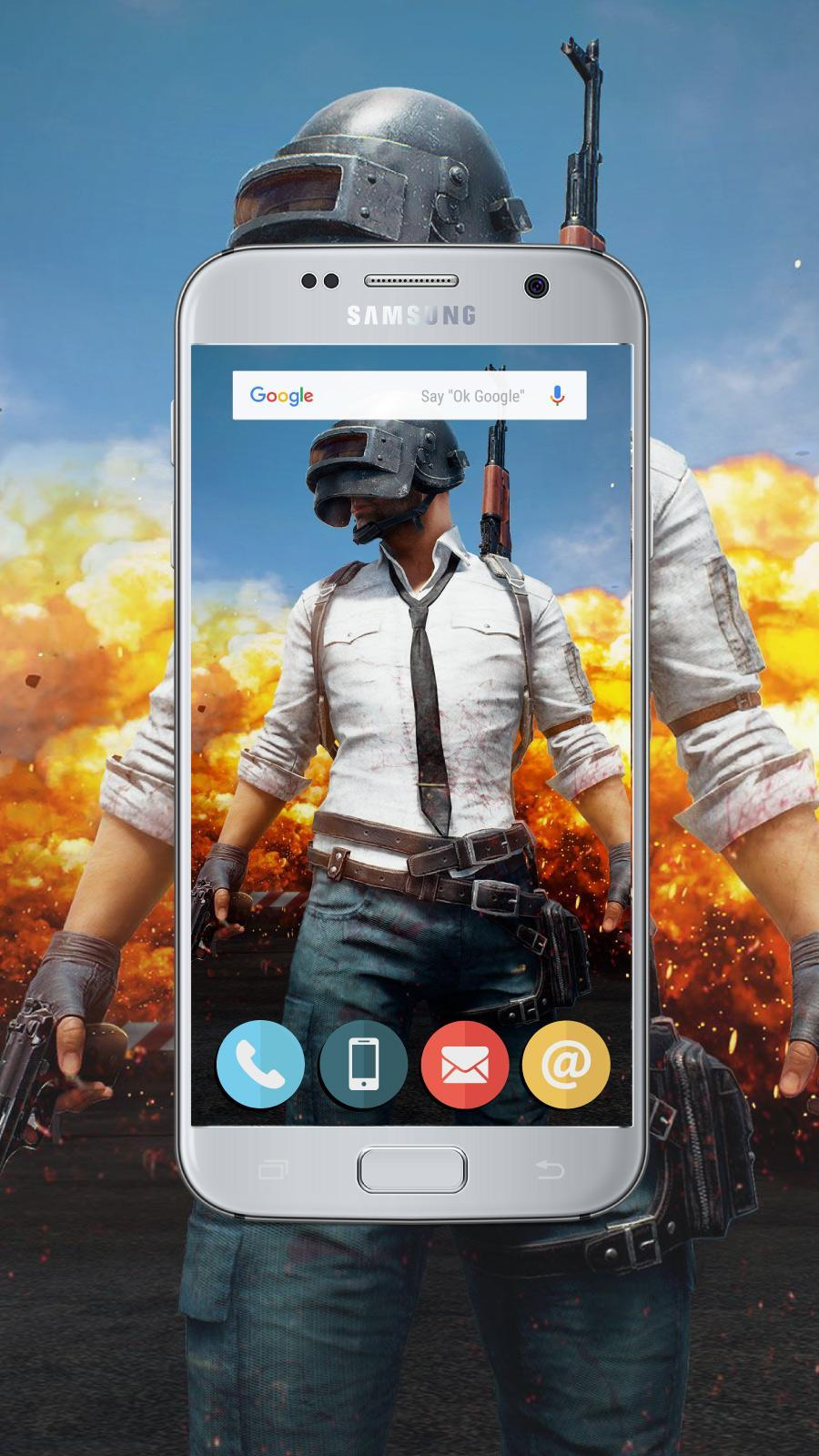 Pubg Playerunknown S Battlegrounds Wallpaper For Android Apk