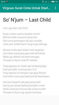 Lirik Lagu Surat Cinta Untuk Starla Fasrgrid