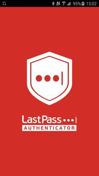 LastPass Authenticator ポスター