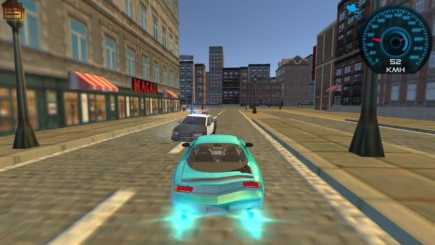 Last Race Police Chase apk screenshot