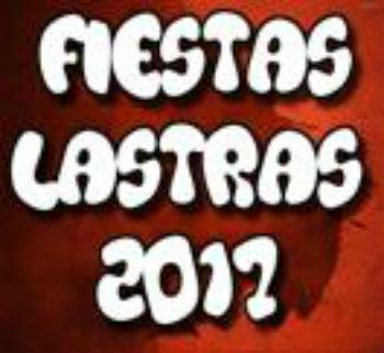 Fiestas Lastras 2017 poster