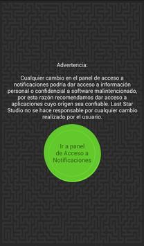 Notification Access screenshot 1