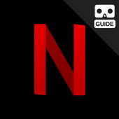 Free Netflix VR 3D Tips icon