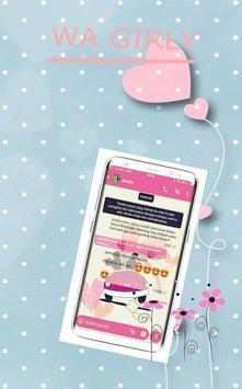 wa pink girly terbaru screenshot 1