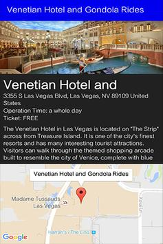 Las Vegas Travel Guide screenshot 2