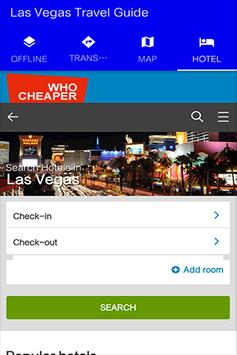 Las Vegas Travel Guide screenshot 4