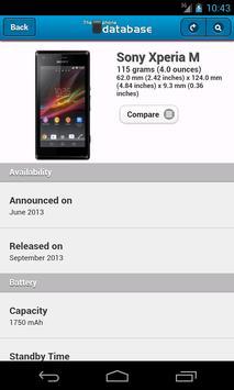 The Phone Database screenshot 2