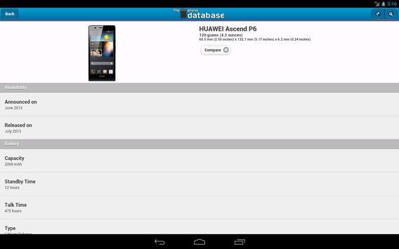 The Phone Database screenshot 7
