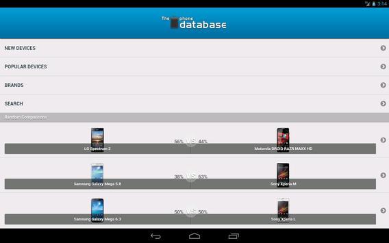 The Phone Database screenshot 5