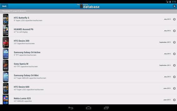 The Phone Database screenshot 6
