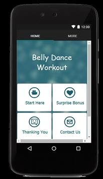 Belly Dance Workout पोस्टर