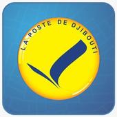 Poste de Djibouti icon