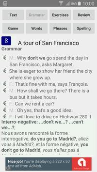 English 8 screenshot 1
