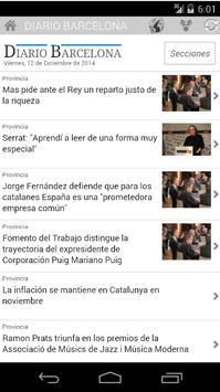 Barcelona press screenshot 2