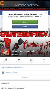 la peruanisima fm tv screenshot 3
