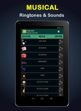 Fun popular ringtones one all apk screenshot