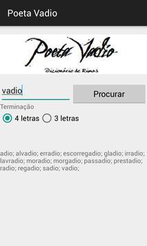 Poeta Vadio sem SD apk screenshot