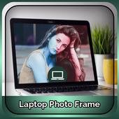 Laptop Photo Frames icon
