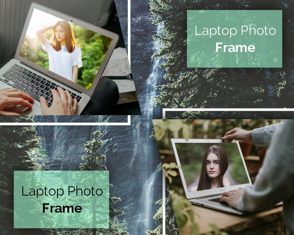 Laptop Photo Frames for Android