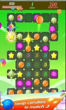 Magic Candy Crush  2018 apk screenshot
