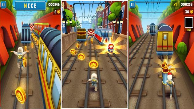 Guide of subway surfers new poster