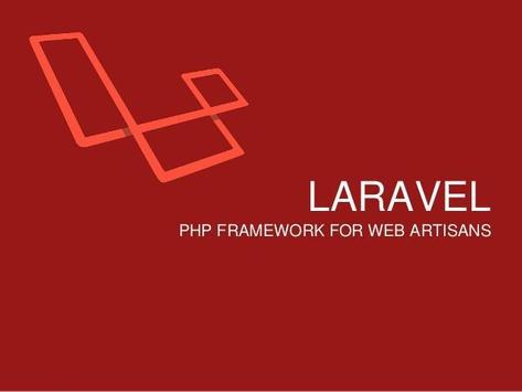 Laravel Documentation - PHP poster