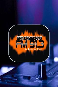 RADIO SAN CAYETANO CLORINDA screenshot 1