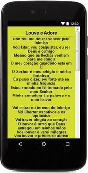 Michelle Nascimento Letras apk screenshot