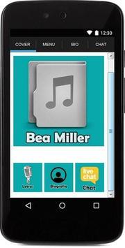 Bea Miller Lyrics poster