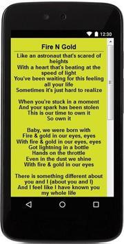 Bea Miller Lyrics apk screenshot