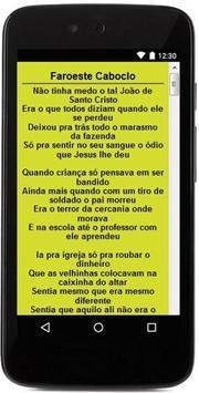 Legião Urbana Letras apk screenshot