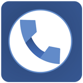 Large Call Screen icon