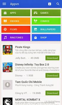 Appvn apk download - free entertainment app for android
