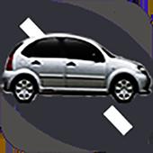 Fill Fuel Car icon
