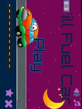 Fill Fuel Car poster