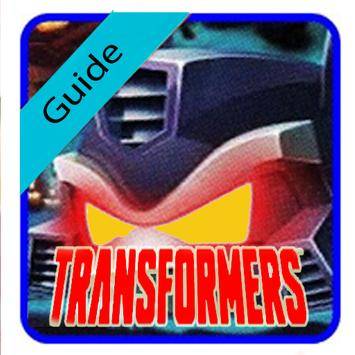Guide Angry Birds Transformer poster