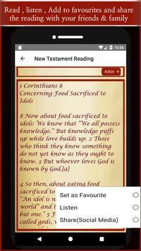 Bible Reading Daily apk screenshot