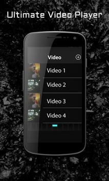 Ultimate Video Player Free apk screenshot