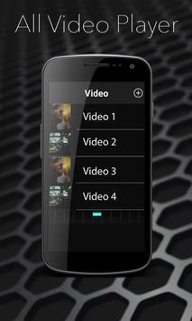 All Video Player HD Pro apk screenshot