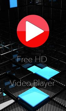 Free HD Video Player poster
