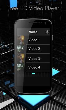 Free HD Video Player apk screenshot