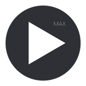 MAX Video HD Player icon