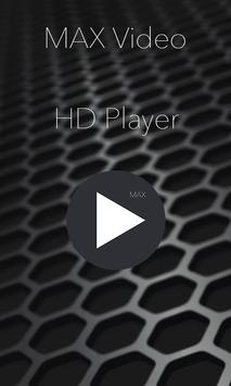 MAX Video HD Player poster
