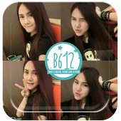 BE612 camera selfie icon