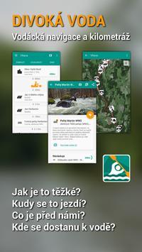 Divoká voda - Vodácká navigace poster