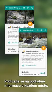 Divoká voda - Vodácká navigace apk screenshot