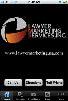 Lawyer Marketing Services, Inc poster