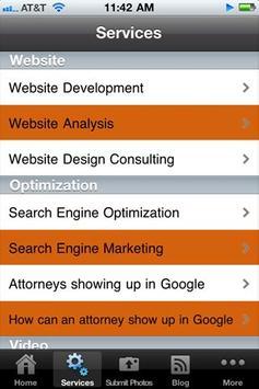 Lawyer Marketing Services, Inc apk screenshot
