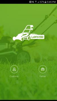 Lawn Kid poster