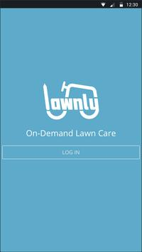 Lawnly poster